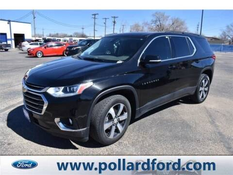 2019 Chevrolet Traverse for sale at South Plains Autoplex by RANDY BUCHANAN in Lubbock TX