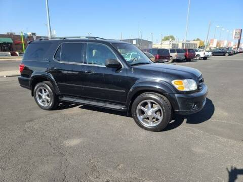 2002 Toyota Sequoia for sale at Cars 4 Idaho in Twin Falls ID
