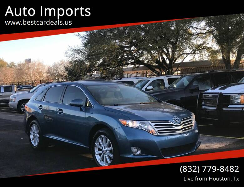 2009 Toyota Venza for sale at Auto Imports in Houston TX