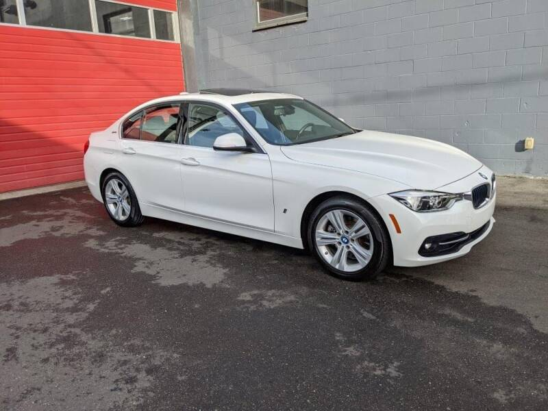 2018 BMW 3 Series for sale at Paramount Motors NW in Seattle WA