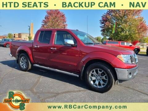 2019 Nissan Frontier for sale at R & B Car Company in South Bend IN