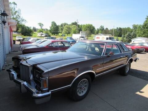 1977 Mercury Cougar for sale at Whitmore Motors in Ashland OH