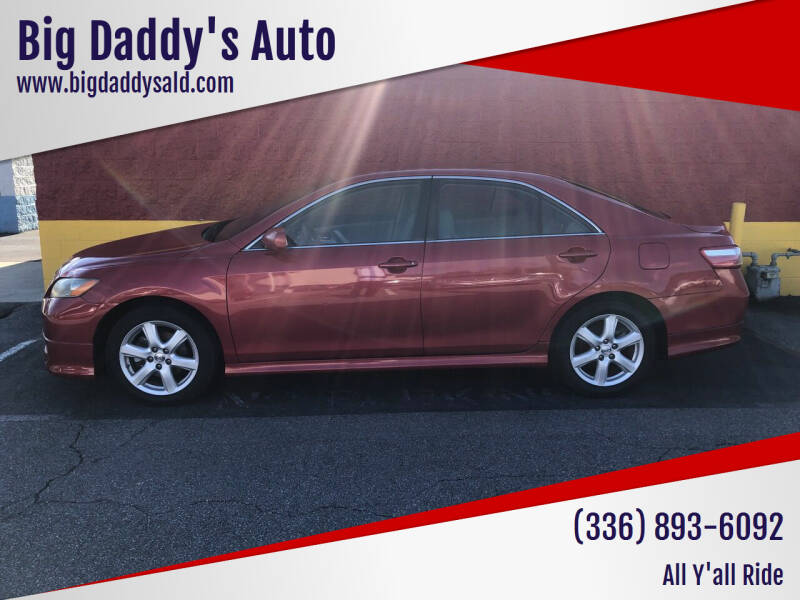 2007 Toyota Camry for sale at Big Daddy's Auto in Winston-Salem NC