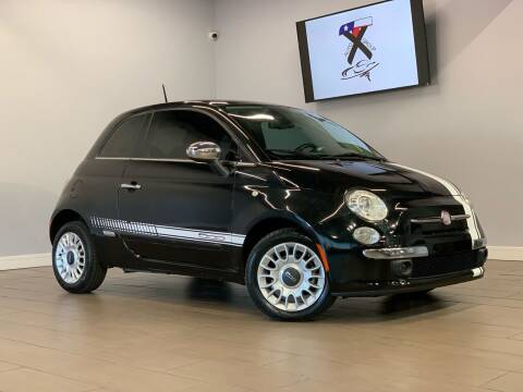 2013 FIAT 500 for sale at TX Auto Group in Houston TX
