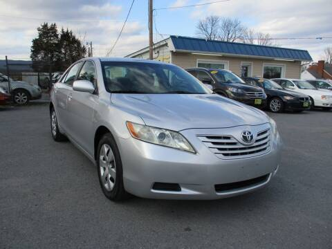 2009 Toyota Camry for sale at Supermax Autos in Strasburg VA