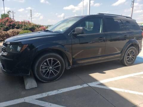 2018 Dodge Journey for sale at Stanley Chrysler Dodge Jeep Ram Gatesville in Gatesville TX