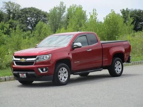 2015 Chevrolet Colorado for sale at R & R AUTO SALES in Poughkeepsie NY