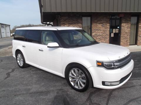 2013 Ford Flex for sale at Dietsch Sales & Svc Inc in Edgerton OH