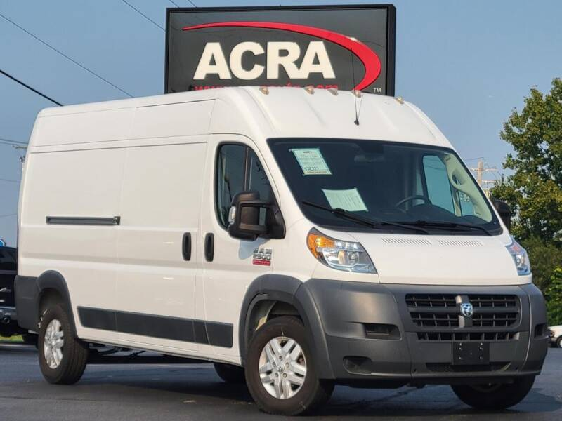 2018 RAM ProMaster Cargo for sale at BuyRight Auto in Greensburg IN