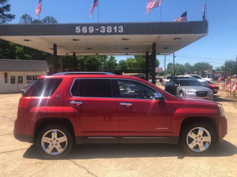 2013 GMC Terrain for sale at BOB SMITH AUTO SALES in Mineola TX