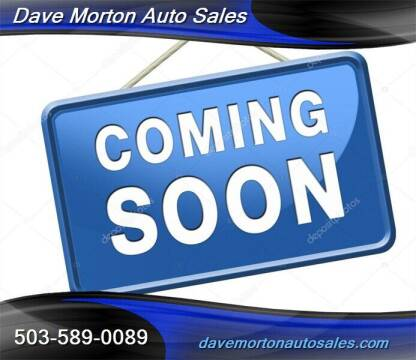 2013 Ford Focus for sale at Dave Morton Auto Sales in Salem OR