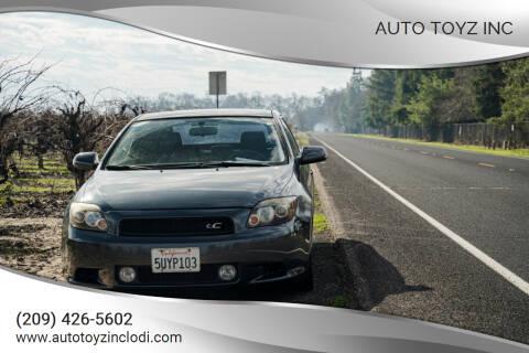 2006 Scion tC for sale at Auto Toyz Inc in Lodi CA