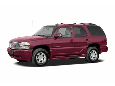 2005 GMC Yukon for sale at Sundance Chevrolet in Grand Ledge MI