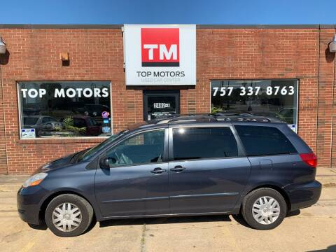 2007 Toyota Sienna for sale at Top Motors LLC in Portsmouth VA