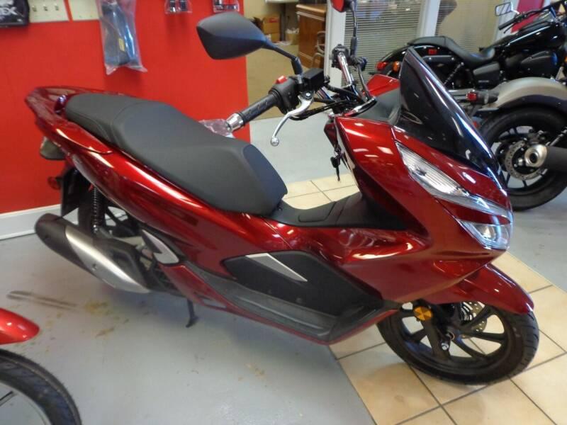2020 Honda PCX150 for sale at Dan Powers Honda Motorsports in Elizabethtown KY