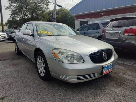 2008 Buick Lucerne for sale at Peter Kay Auto Sales in Alden NY