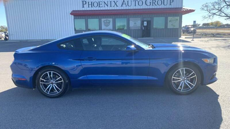 2017 Ford Mustang for sale at PHOENIX AUTO GROUP in Belton TX