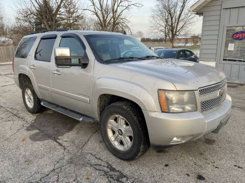 2007 Chevrolet Tahoe for sale at Stiener Automotive Group in Galloway OH