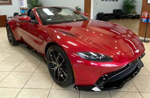 2021 Aston Martin Vantage for sale at Adams Auto Group Inc. in Charlotte NC