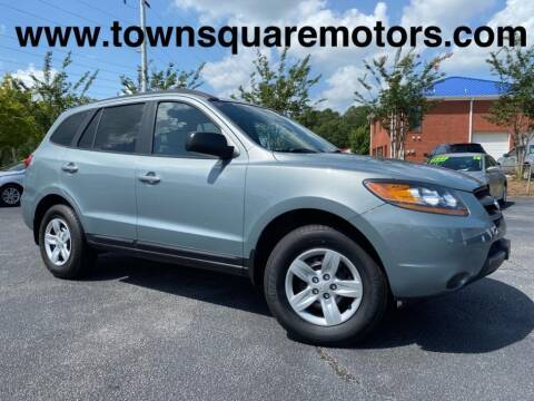 2009 Hyundai Santa Fe for sale at Town Square Motors in Lawrenceville GA