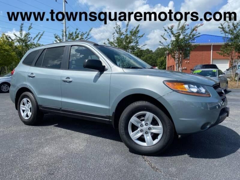 2009 Hyundai Santa Fe for sale at Town Square Motors in Lawrenceville GA