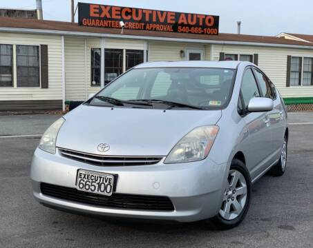 2006 Toyota Prius for sale at Executive Auto in Winchester VA