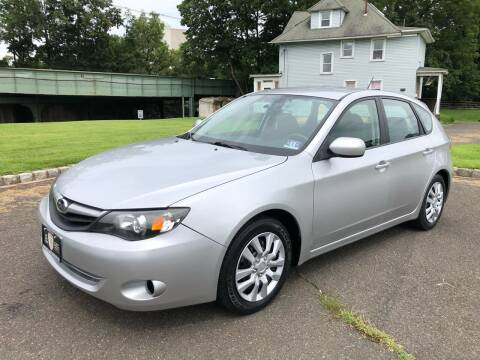 2010 Subaru Impreza for sale at Mula Auto Group in Somerville NJ