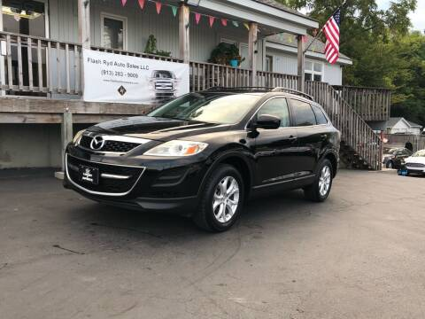 2012 Mazda CX-9 for sale at Flash Ryd Auto Sales in Kansas City KS