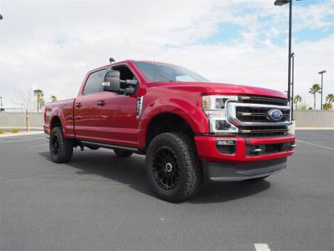 2020 Ford F-250 Super Duty for sale at Gaudin Porsche in Las Vegas NV