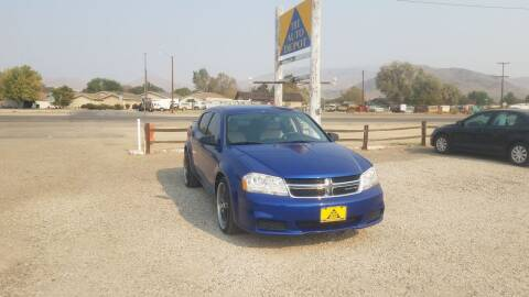 2013 Dodge Avenger for sale at Auto Depot in Carson City NV