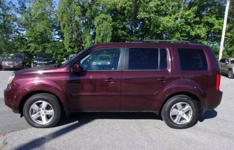 2010 Honda Pilot for sale at Top Line Import of Methuen in Methuen MA