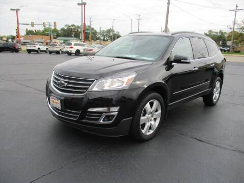2017 Chevrolet Traverse for sale at Windsor Auto Sales in Loves Park IL