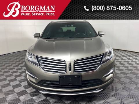 2017 Lincoln MKC for sale at BORGMAN OF HOLLAND LLC in Holland MI