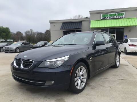 2009 BMW 5 Series for sale at Cross Motor Group in Rock Hill SC