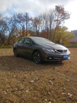 2013 Honda Civic for sale at Valley Motor Sales in Bethel VT