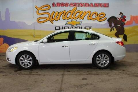 2012 Buick Regal for sale at Sundance Chevrolet in Grand Ledge MI