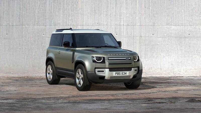 2020 Land Rover Defender for sale in Lake Bluff, IL
