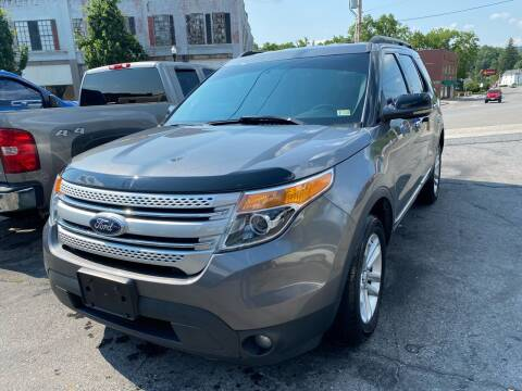 2013 Ford Explorer for sale at East Main Rides in Marion VA