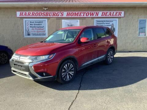 2019 Mitsubishi Outlander for sale at Auto Martt, LLC in Harrodsburg KY