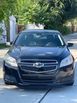 2014 Chevrolet Malibu for sale at Suburban Auto Sales LLC in Madison Heights MI