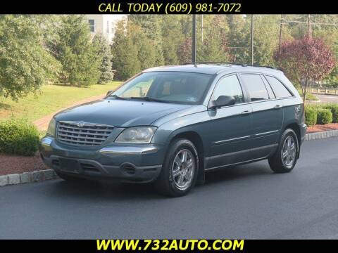 2005 Chrysler Pacifica for sale at Absolute Auto Solutions in Hamilton NJ