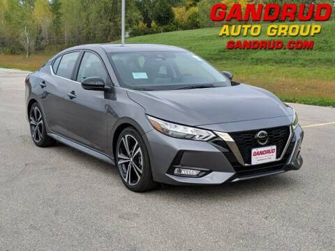 2020 Nissan Sentra for sale at GANDRUD CHEVROLET in Green Bay WI