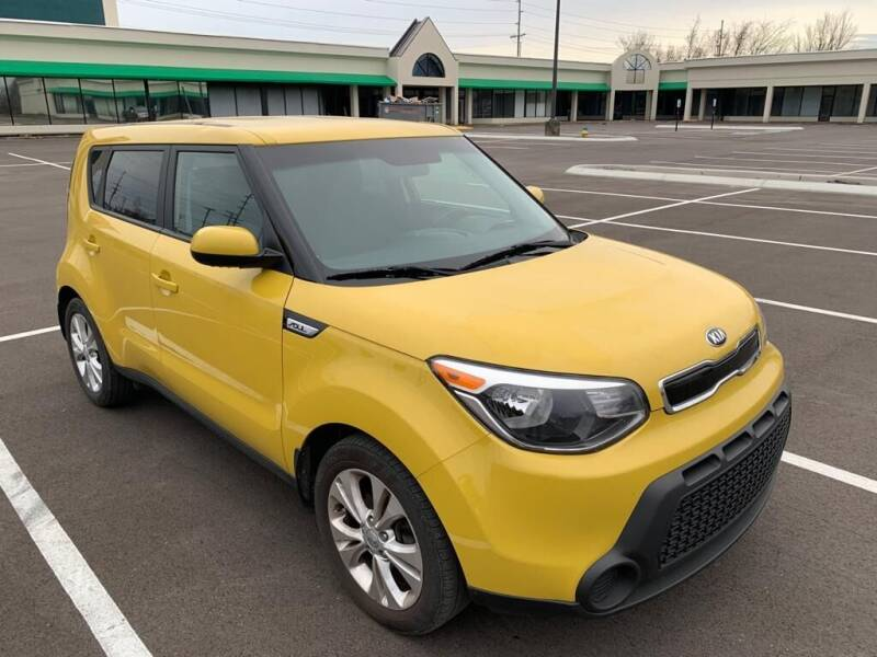 2015 Kia Soul for sale at Aman Auto Mart in Murfreesboro TN