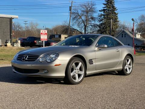2005 Mercedes-Benz SL-Class for sale at Tonka Auto & Truck in Mound MN