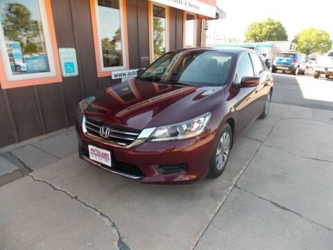 2014 Honda Accord for sale at Autoland in Cedar Rapids IA