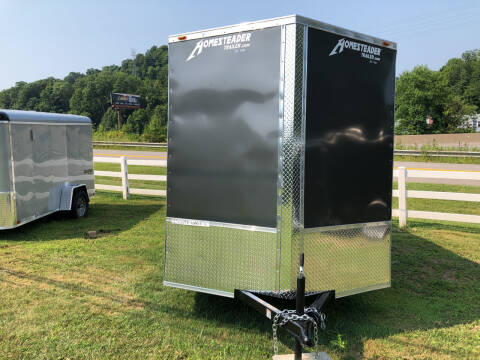 2021 Homesteader Intrepid 7X12 for sale at W V Auto & Powersports Sales in Charleston WV