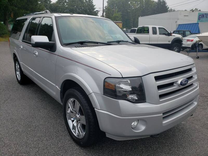 2010 Ford Expedition EL for sale at Ginters Auto Sales in Camp Hill PA