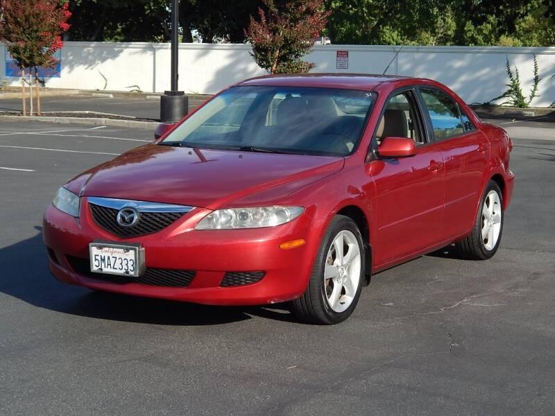 2005 Mazda MAZDA6 i Sport