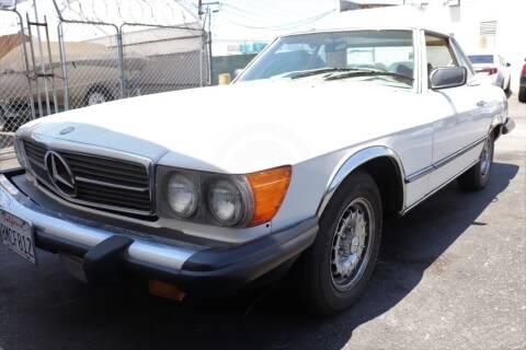 1978 Mercedes-Benz 450 SL for sale at Newport Motor Cars llc in Costa Mesa CA