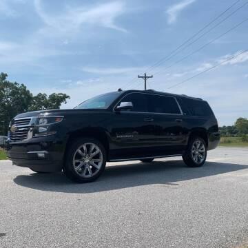 2015 Chevrolet Suburban for sale at Madden Motors LLC in Iva SC